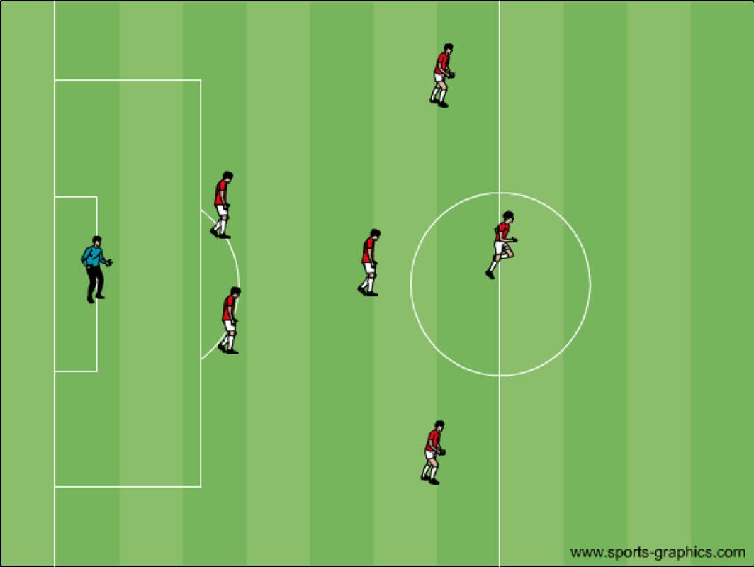 Đội hình 2-3-1