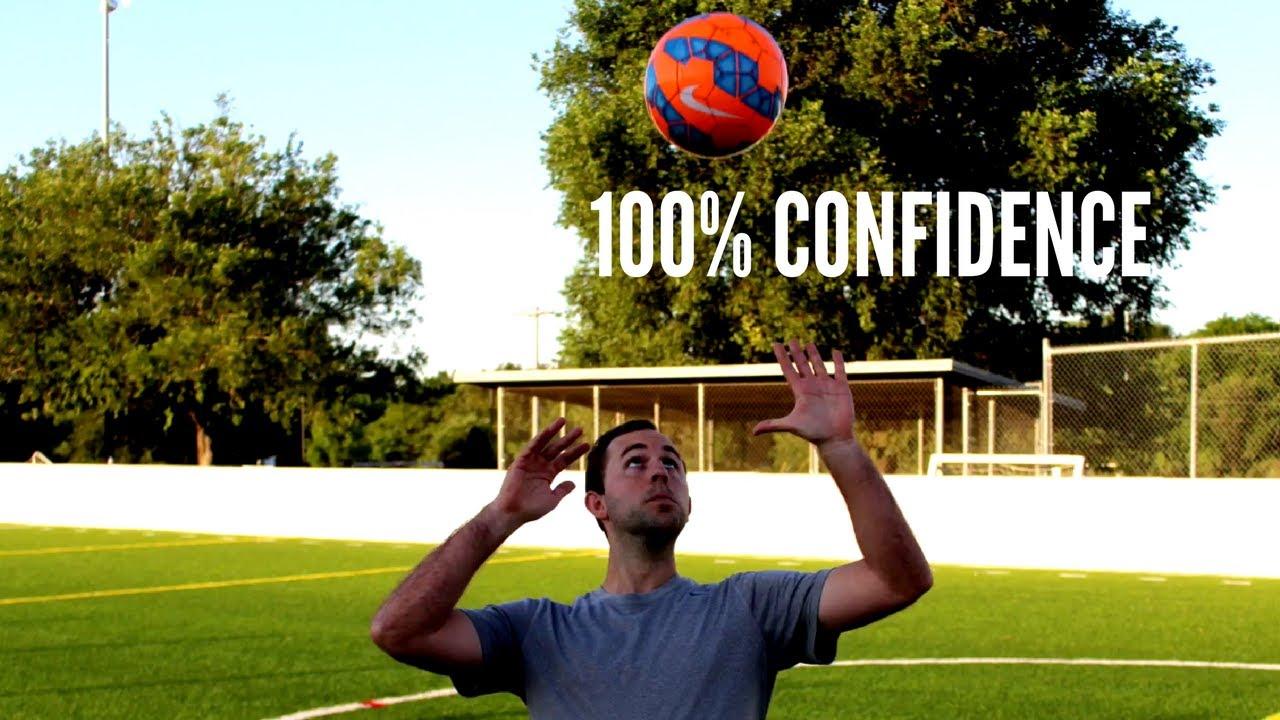 Kỹ thuật khống chế bóng bổng trong bóng đá