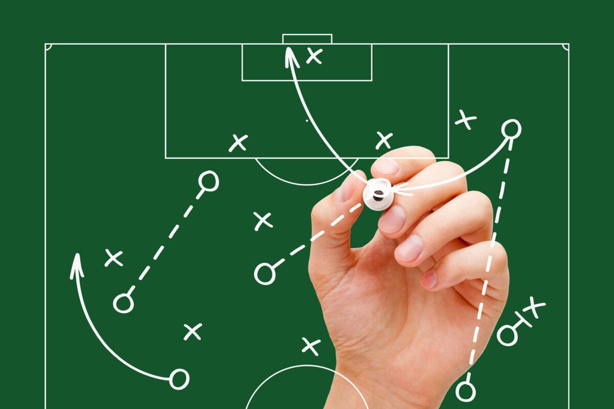 Chiến thuật bóng đá 5 người